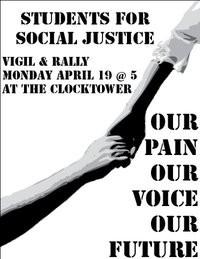 SLU STUDENTS FOR SOCIAL JUSTICE