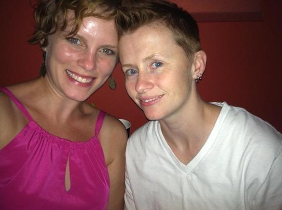Meg Hensley and Kendan Elliott - FACEBOOK