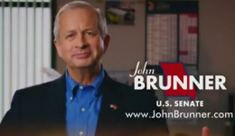 Brunner leads PPP poll on the eve of the GOP primary - IMAGE VIA