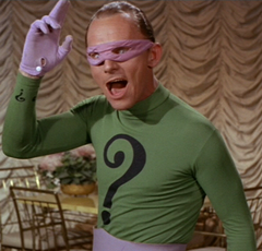 """""""Riddle me this: what play would no one ever, ever call in this situation, on account of it being completely insane?"""""""