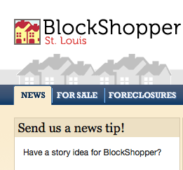 BLOCKSHOPPER.COM WEB SITE