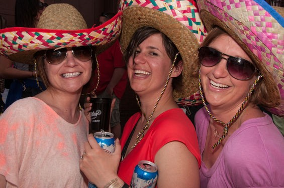 See all our Cinco de Mayo 2014 photos in the slideshow. - MICAH USHER FOR THE RIVERFRONT TIMES