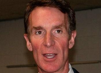 Bill Nye the Science Guy - WIKIMEDIA/HS4G
