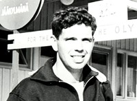 Keough in the 1950s.