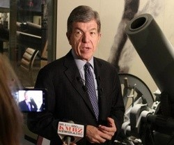 Roy Blunt. - VIA FACEBOOK / ROY BLUNT