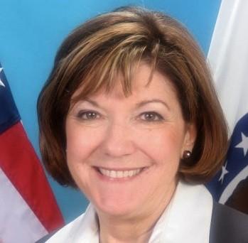 Rep. Sue Allen. - VIA