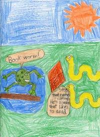 BY MARK ZWICK, 8, COURTESY NO NAME-CALLING WEEK WEBSITE