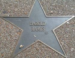 Ramis was inducted into the St. Louis Walk of Fame in 2004. - FACEBOOK/STAR CLIPPER