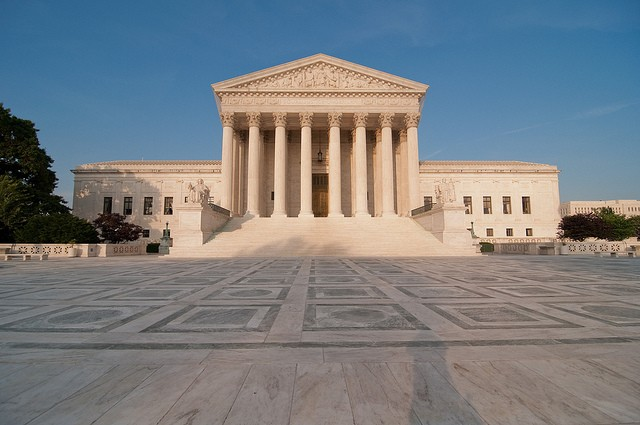 The U.S. Supreme Court. - MARK FISCHER ON FLICKR