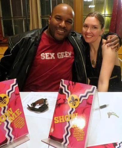 David Wraith and Kendra Holliday - FACEBOOK