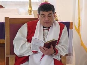 Bishop Martin Sigillito wants a new trial