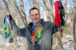 Todd Lewis says you, too, can accomplish your goals. - IRUNWITHBULLS.COM