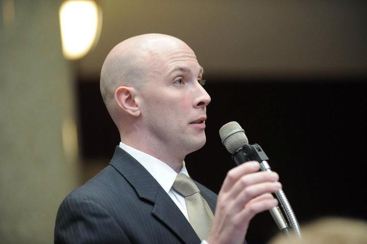 Rep. Casey Guernsey - VIA FACEBOOK