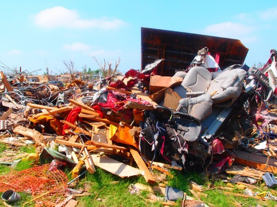 Joplin needs you -- or perhaps 8,000 of your more handy cousins. - ALBERT SAMAHA
