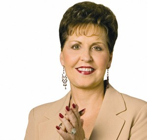Joyce Meyer is on the level, says Sen. Chuck Grassley - IMAGE VIA