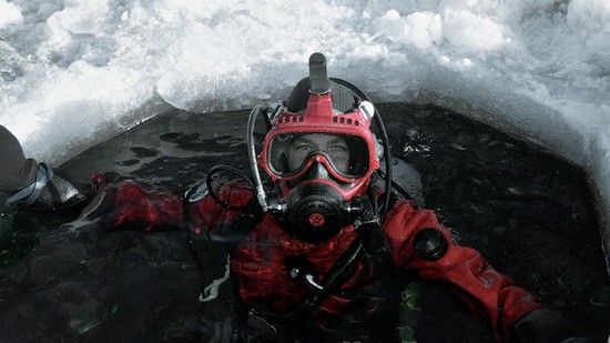 Andersen will be heading back to Antarctica with his team in October. - DALE ANDERSEN