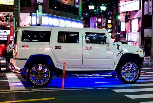 Hummer owners will have to say goodbye to what some call a decadent symbol of excess.