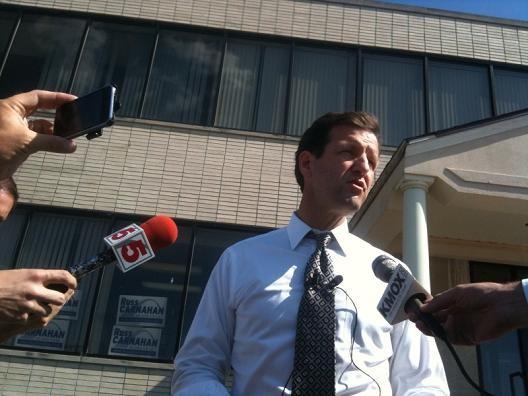 Carnahan: Says No. 1 priority is safety of his staff. - DAILY RFT