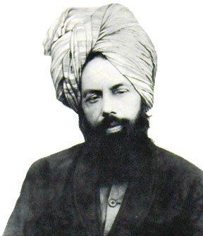 Hadhrat Mirza Ghulam Ahmad: This Muslim (and all his followers) wants peace. - IMAGE VIA
