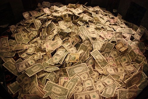 Money! - NICK ARES ON FLICKR