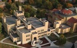 SIUC campus, as seen from above. - VIA SIU.EDU