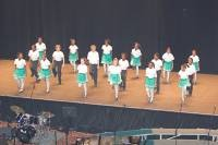 Dewey International Studies Elementary Irish Dancers in the Spring of 2006 show.