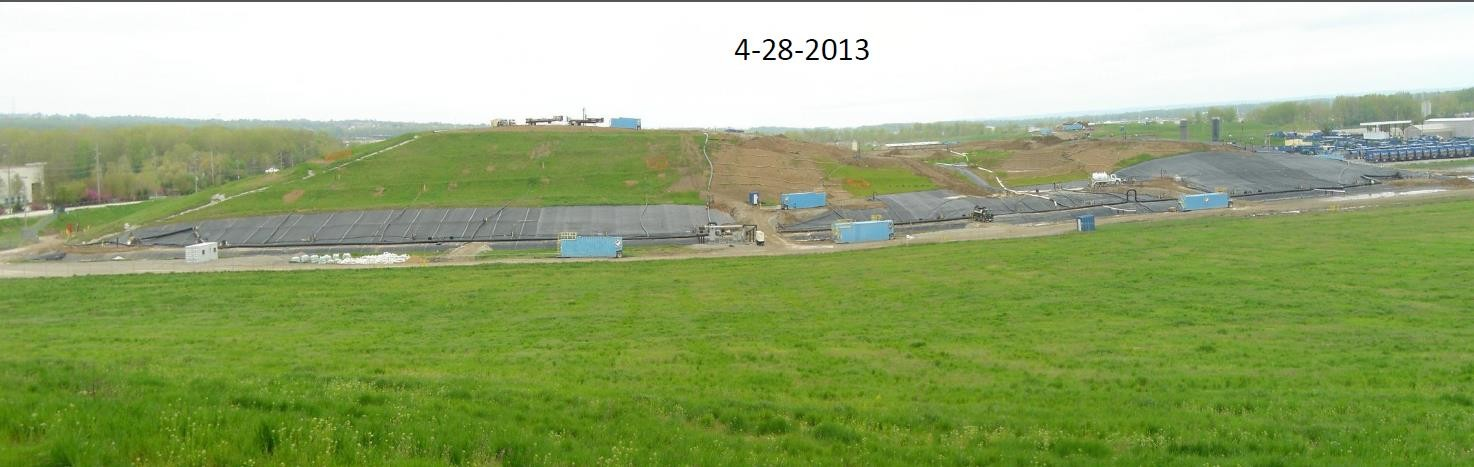The site of Bridgeton and West Lake landfills. - VIA DNR.MO.GOV