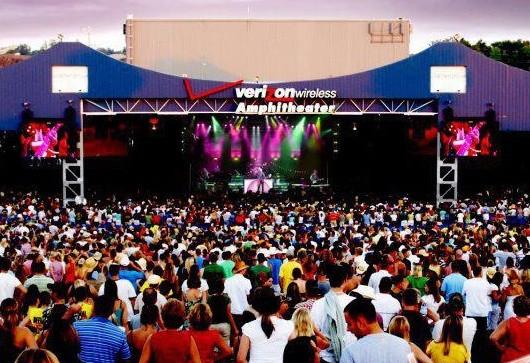 Verizon Wireless Amphitheater. - VIA FACEBOOK