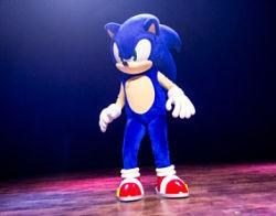 Head Juggalo Sonic - THEO WELLING