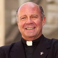 Father Lawrence Biondi. - VIA SLU.EDU