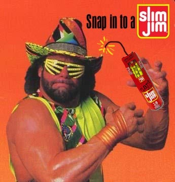 Such scandal would never have occurred on the Macho Man's watch. RIP.