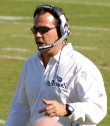Rams head coach Jeff Fisher. - FLICKR