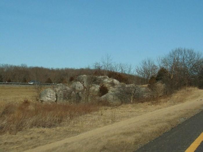 """""""Slave Rock"""" in Montgomery County. - VIA"""