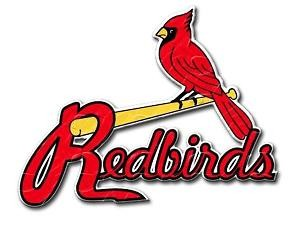 They're not called the REDbirds for nothing.