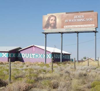 Jesus, this has to be in Missouri. - IMAGE VIA
