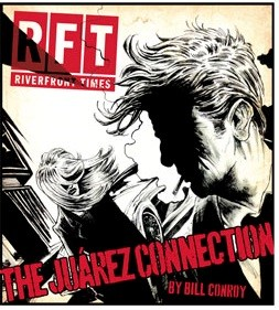 The cover of September 4 RFT.