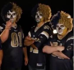 Hey, team's still winning, we still get skull dudes. I'm not going to be the jinx here.