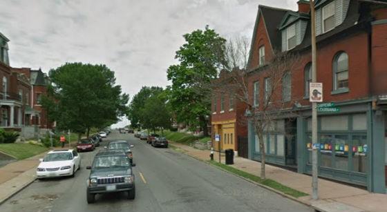 Crash took place around this area on Chippewa Street. - VIA GOOGLE MAPS