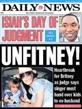 Britney's got a new nickname.
