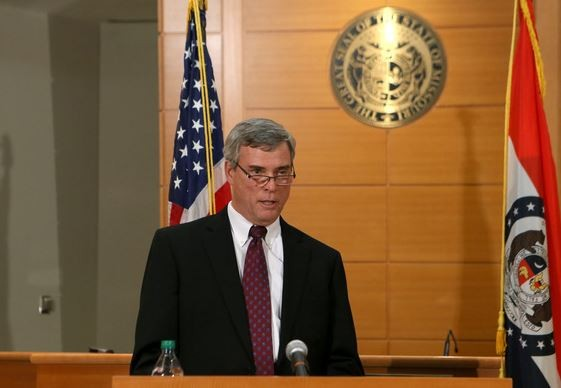 St. Louis County Prosecuting Attorney Bob McCulloch.