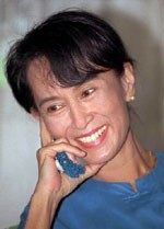 Aung San Suu Kyi - WIKIMEDIA COMMONS