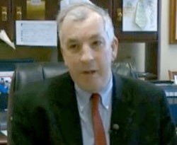 Bob Delaney resigned yesterday. - VIA
