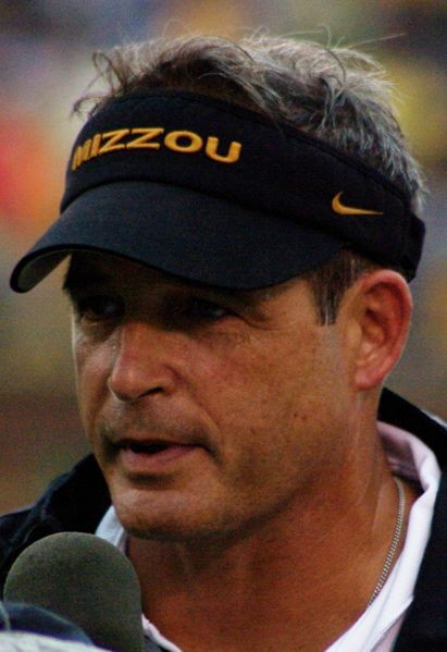 Gary Pinkel has enjoyed a run of remarkable quarterback play during his tenure as head coach. Can James Franklin step in and keep that standard alive? - COMMONS.WIKIMEDIA.ORG