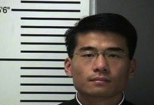 Joseph Jiang's mug shot.