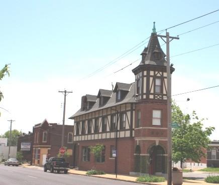 The Stork Inn on South Virginia Avenue in Dutchtown.