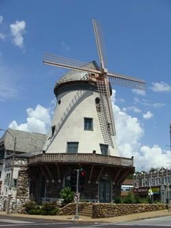 The Bevo Mill.