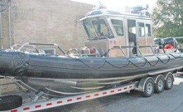 The SafeBoat obtained by St. Genevieve County in October - IMAGE VIA