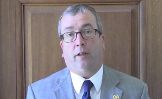State Senator Joe Keaveny. - VIA YOUTUBE