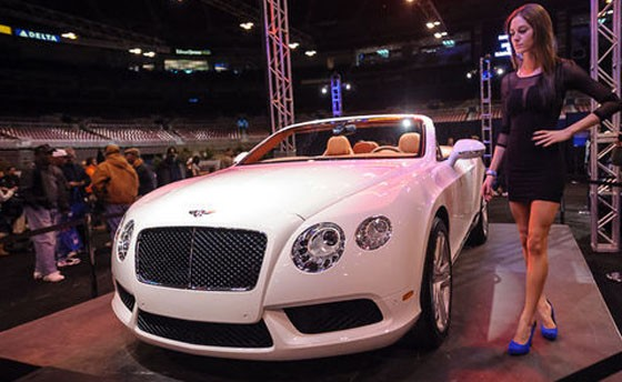 View a slideshow of the St. Louis Auto Show