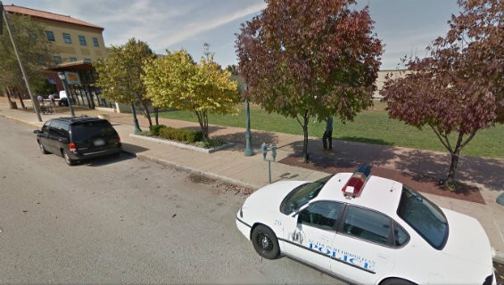 The 6100 block of Delmar Boulevard. - GOOGLE STREET VIEW